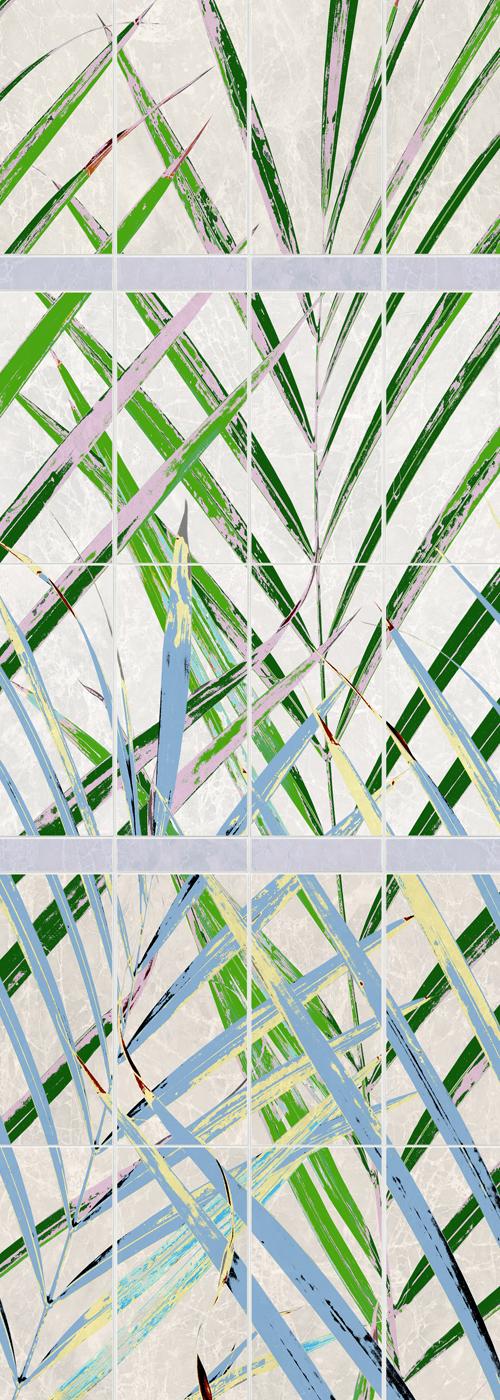 VOX Jungle palmo